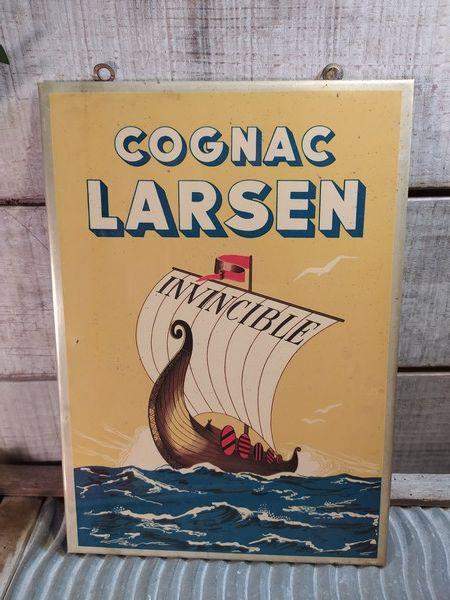 Ancien Glacoide Cognac Larsen Invincible 80 Loches (37)