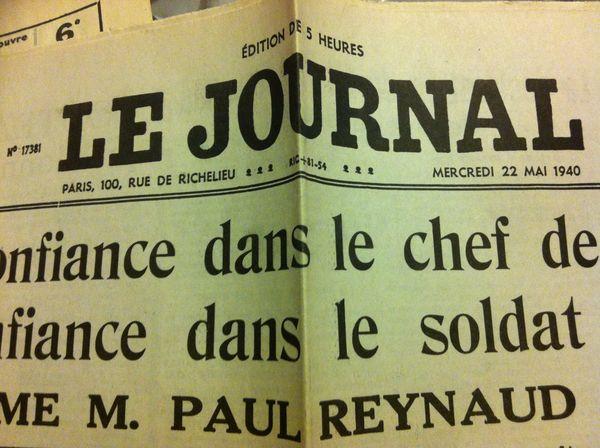 ancien journaux 0 Villeneuve-d'Ascq (59)