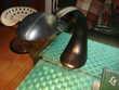 Ancien lampe de bureau ou chevée