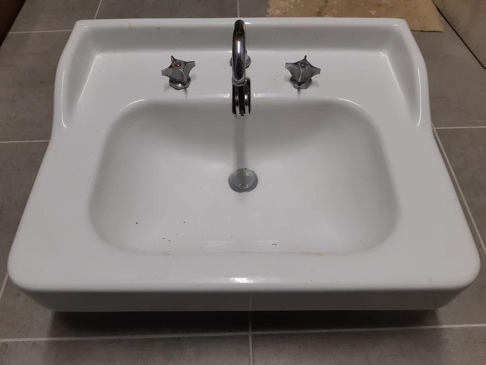ancien lavabo vintage Bricolage