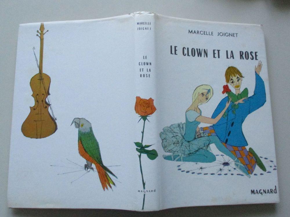 ANCIEN LIVRE LE CLOWN ET LA ROSE DE 1962 Livres et BD