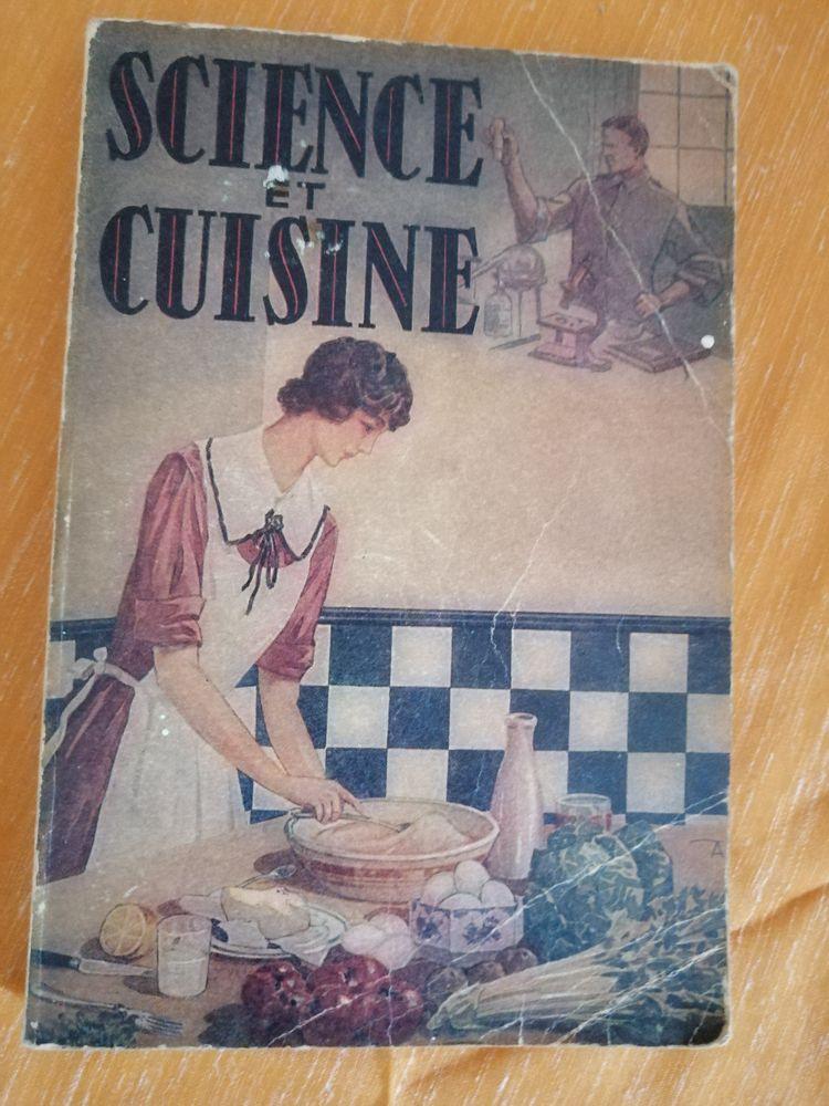 Ancien livre de cuisine de 1936 ! 0 Maisons-Laffitte (78)