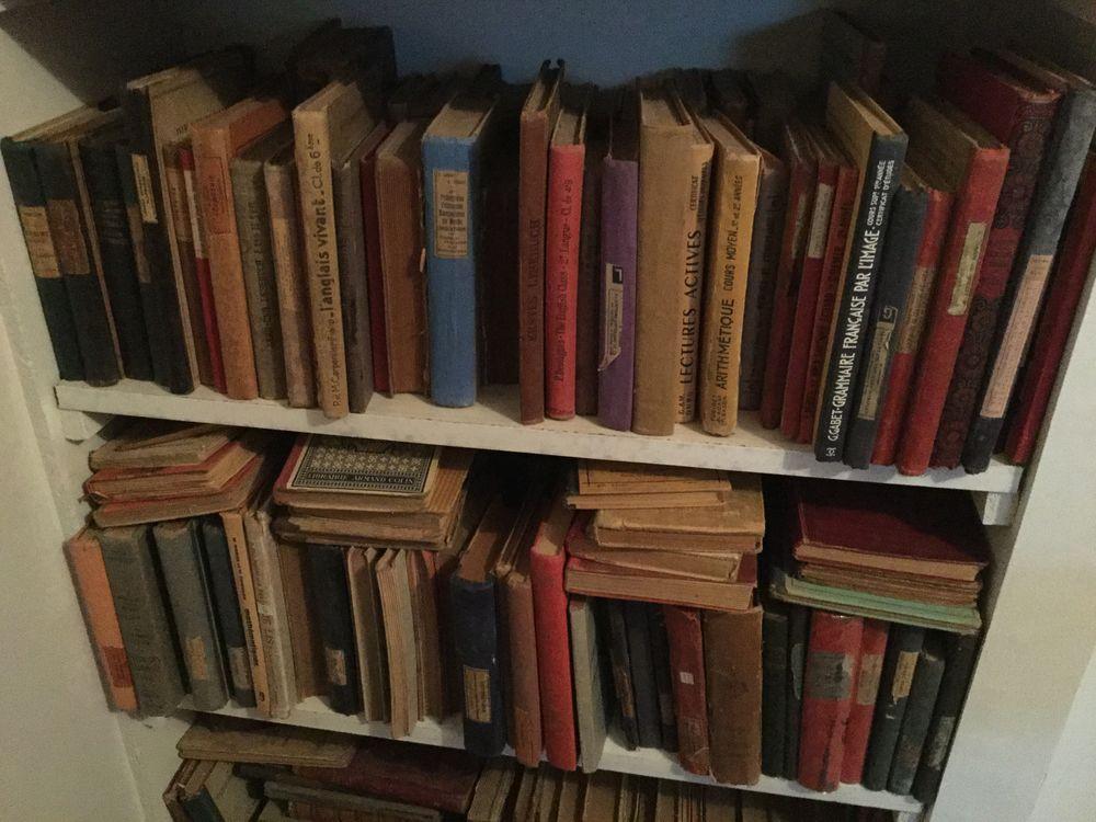 Ancien livres d'ecole 0 Grandvillars (90)