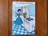 Ancien livret publicitaire sur les cuisinières 12 Strasbourg (67)