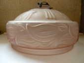 Ancien lustre plafonnier des années 1930 35 Saint-Jean (31)