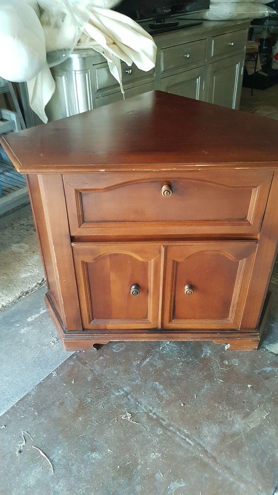 ancien meuble rustique L 102; H 79 CM 30 Aix-en-Provence (13)