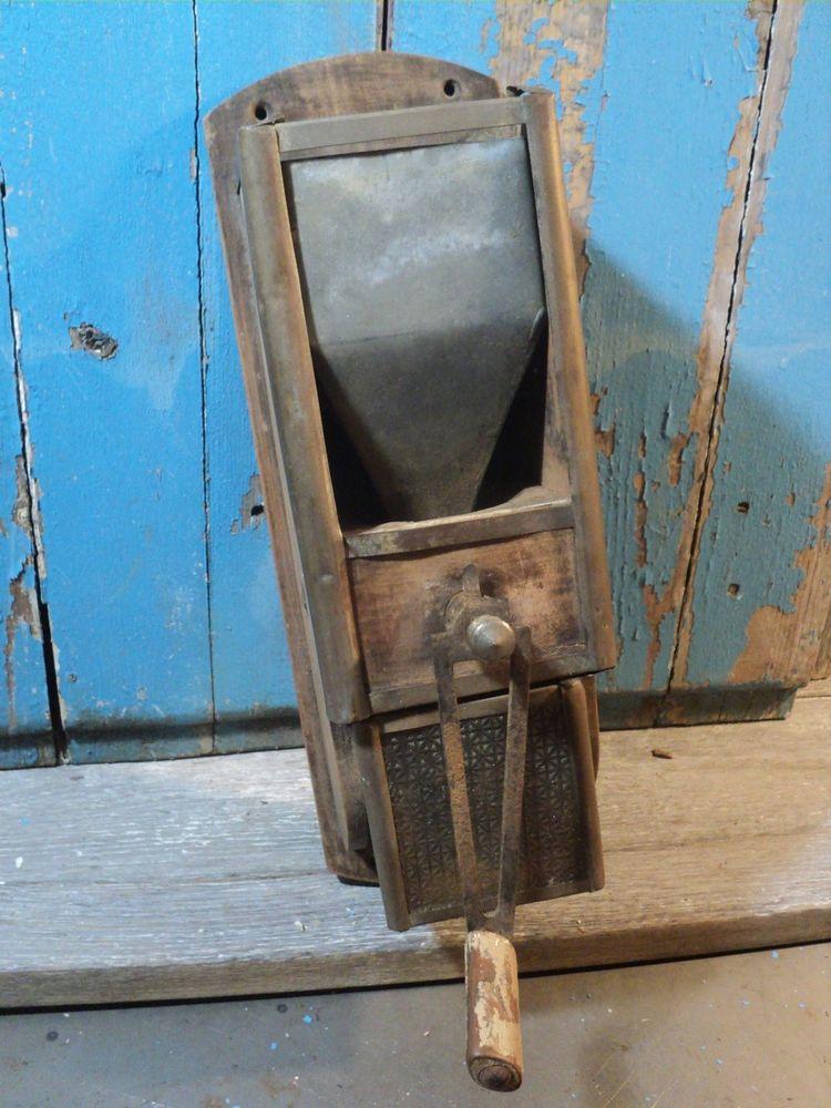 Ancien Moulin à Café de Comptoir Fabrication Artisanale. 45 Loches (37)