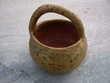 Ancien Pot Pichet céramique grés signé OREZZA (Corse)  Castres (81)