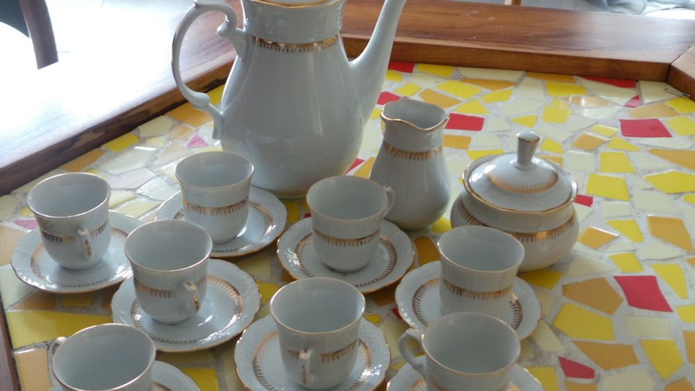 Ancien service à café - Très bon état Décoration