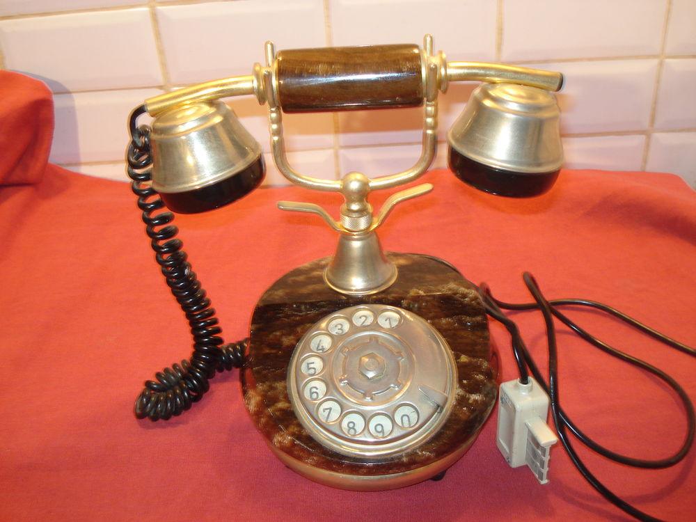 Ancien téléphone Onyx icc paolo GOLD PLATED 24 KARAT 120 Fontenay-le-Fleury (78)