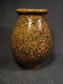 Ancien Vase Pot Grès Biot René Augé Laribé 35 Biot (06)