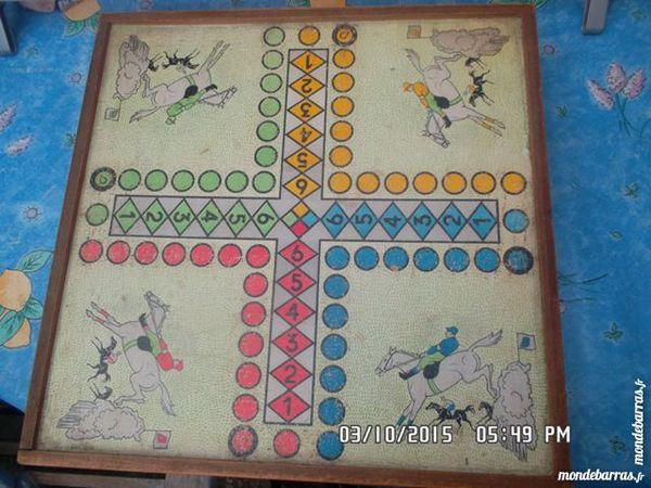 jeu de l'oie ancien 5 Chambly (60)
