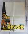 Ancienne affiche publicitaire RICARD ORIGINALE (50 x 65 )