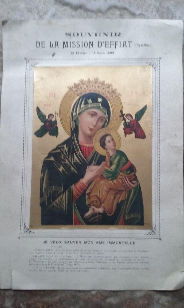 Ancienne affiche 15 Saint-Sauvant (86)