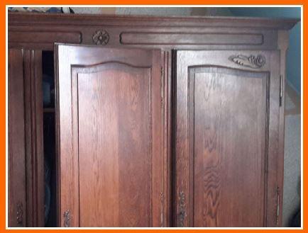 armoires anciennes occasion en haute normandie annonces achat et vente de armoires anciennes. Black Bedroom Furniture Sets. Home Design Ideas
