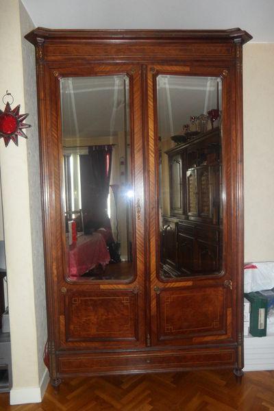 Achetez ancienne armoire occasion annonce vente rueil for Armoire ancienne 2 portes