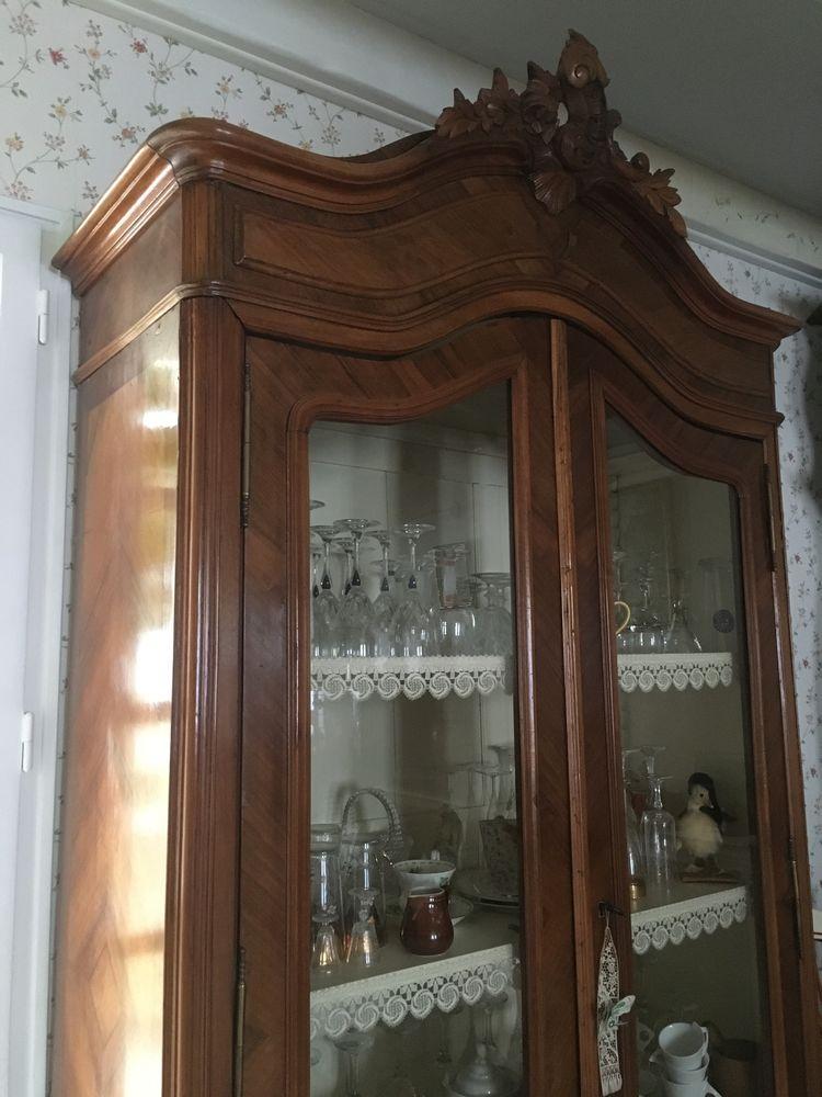Ancienne armoire lingère ,de style Louis XV  ,fin XIXé . 0 Calais (62)