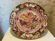 Ancienne Assiette Imari Porcelaine Antiquité