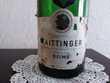 Ancienne bouteille de champagne Taittinger