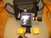 ANCIENNE CAMERA BOLEX PAILLARD K1 ZOOM REFLEX AUTOMATIC 80 Fontenay-le-Fleury (78)