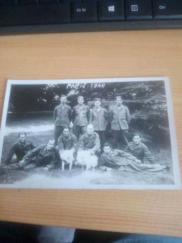 ANCIENNE CARTE POSTALE MILITAIRES 1940 20 Levainville (28)
