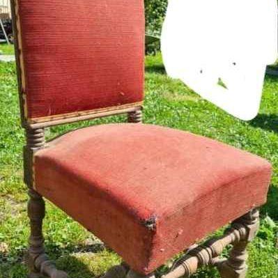 ancienne chaise à restaurer 10 La Ferté-sous-Jouarre (77)