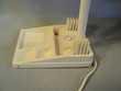 Ancienne Lampe de Bureau Flexible Porte Crayons Vintage Décoration
