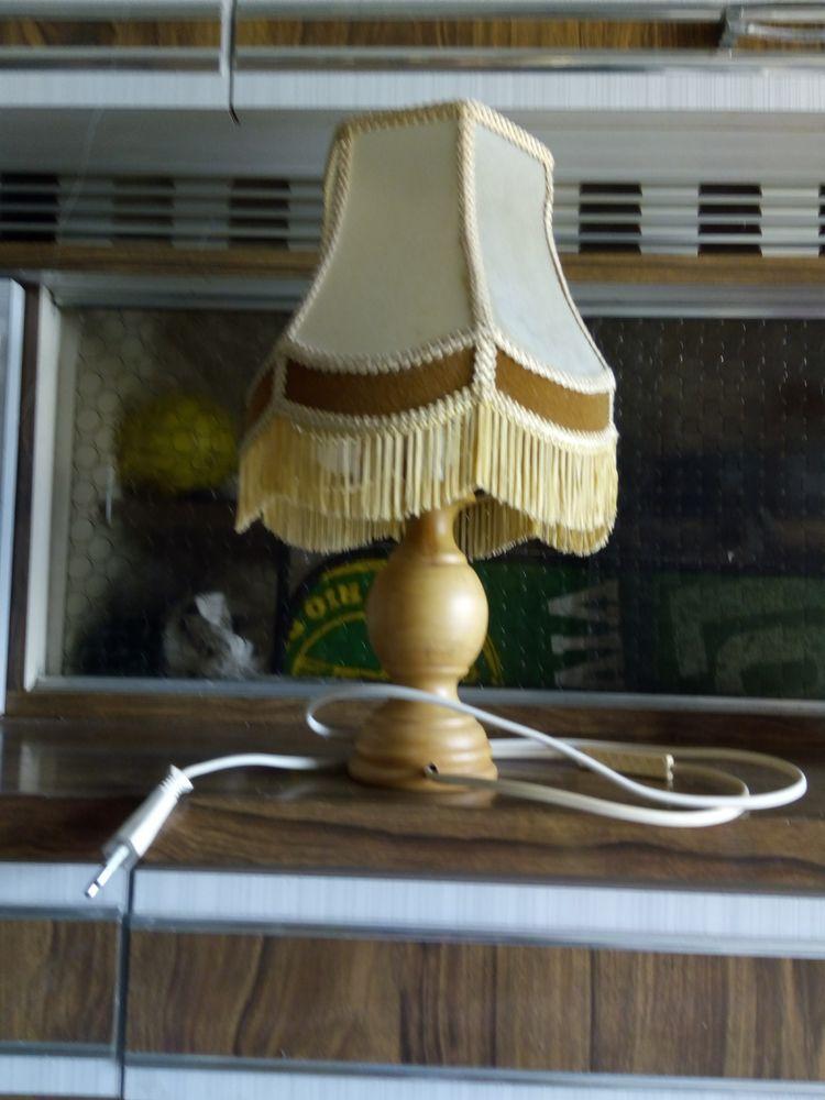 ANCIENNE LAMPE DE CHEVET