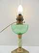 ANCIENNE LAMPE PETROLE A&P GAUDARD ELECTRISEE EN 220V tbe Marseille 11 (13)