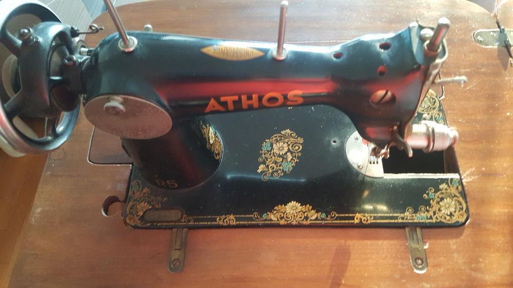 Ancienne machine à coudre Athos  0 Châlons-en-Champagne (51)