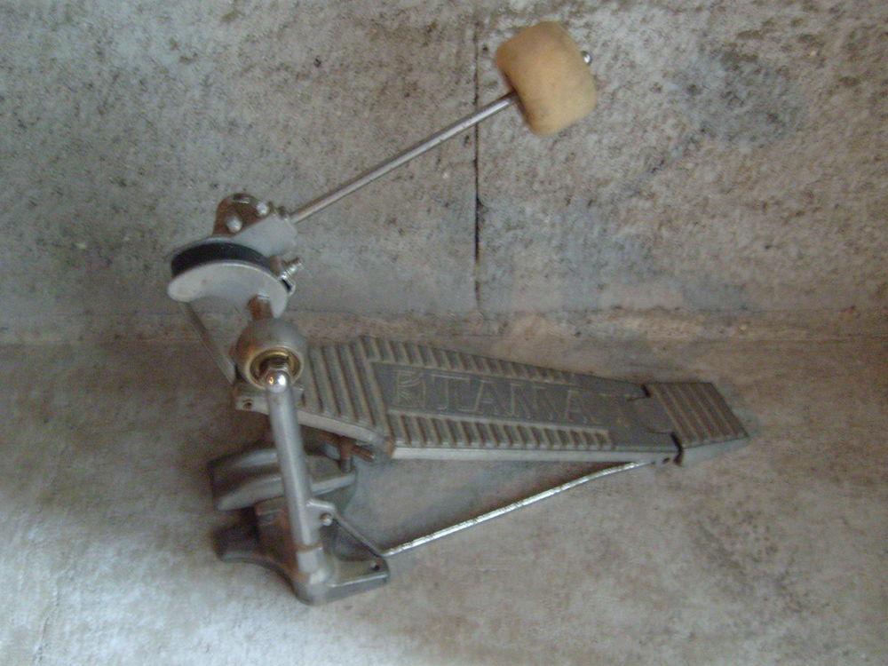Ancienne pédale batterie de marque Tama 40 Varades (44)