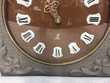 ANCIENNE PENDULE HORLOGE MURALE JAZ ELECTRONIC VINTAGE Retro Décoration