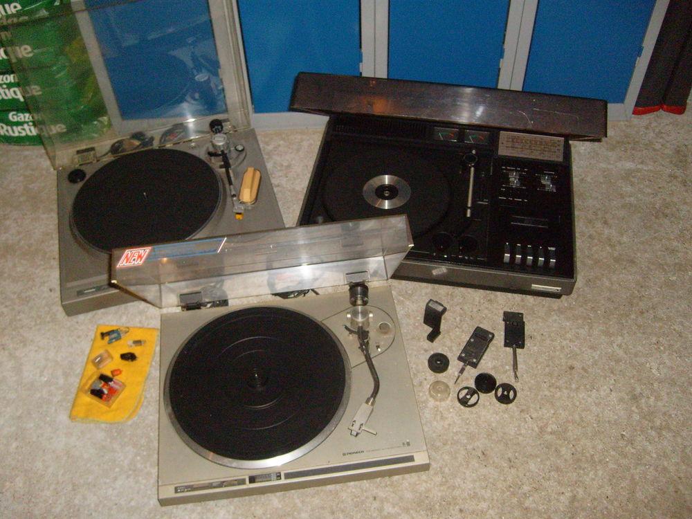 Lot d'ancienne platines disque et autres 0 Varades (44)