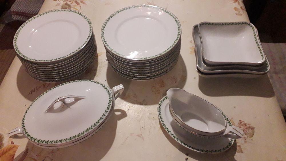 Ancienne porcelaine 1950. Cuisine