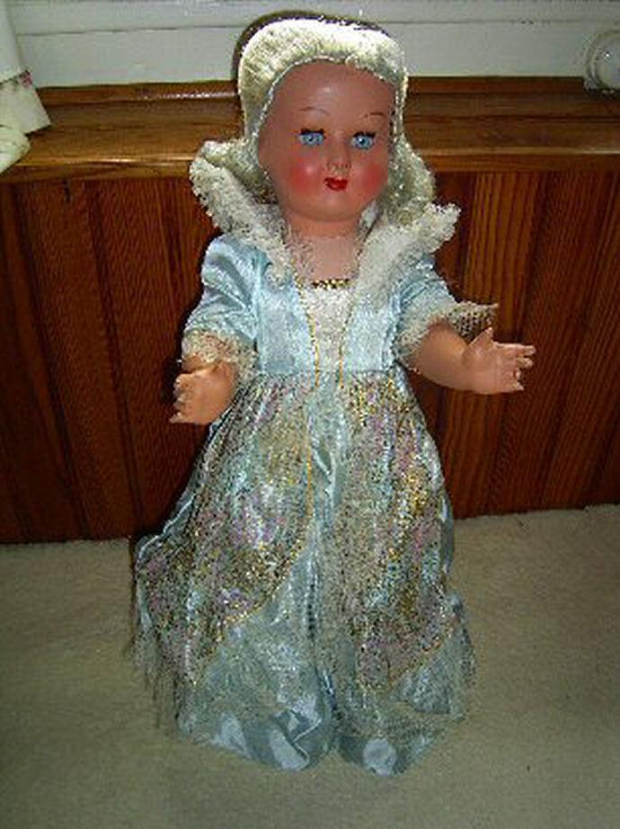 Ancienne poupée sixties 25 Plaisir (78)