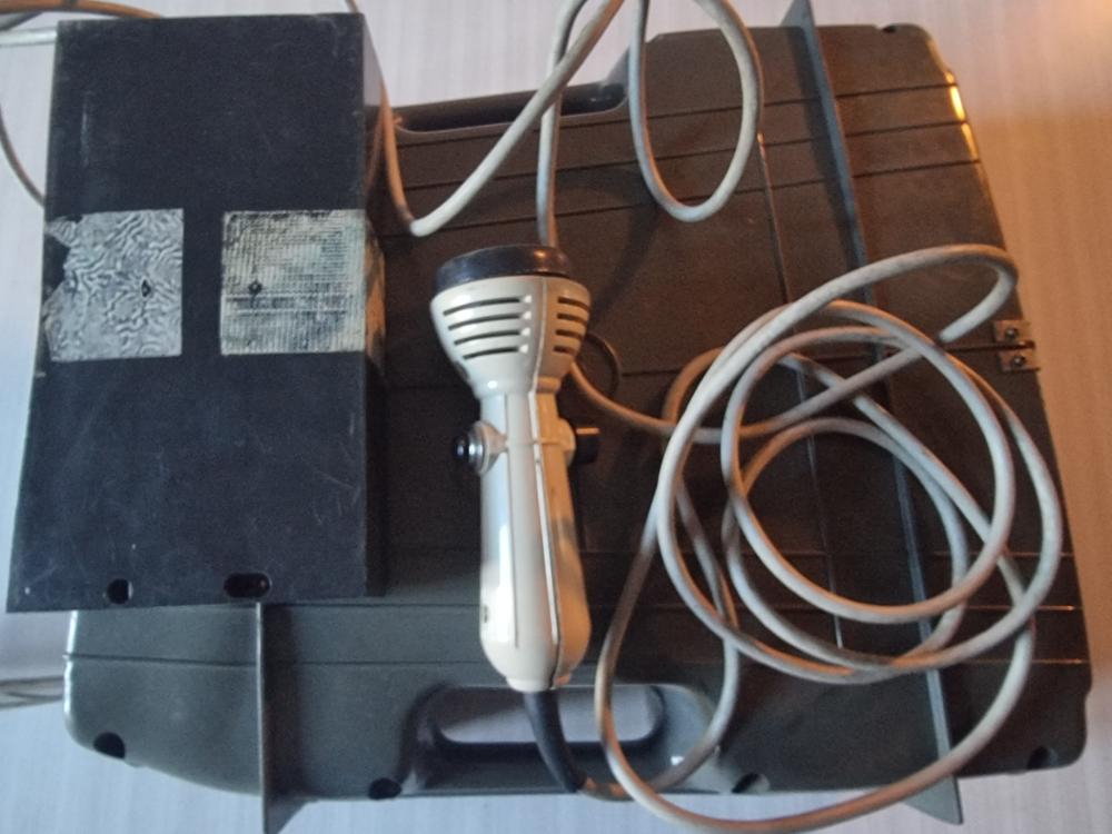 ANCIENNE SONO PORTABLE  BOUYER   super mégaflex 801  120 Paris 1 (75)