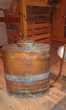 Ancienne sulfateuse ou pulvérisateur en cuivre