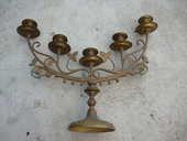 Anciens chandeliers 30 Mont-de-Marsan (40)