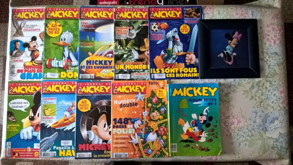 Anciens journaux de MICKEY  24 Flers-en-Escrebieux (59)