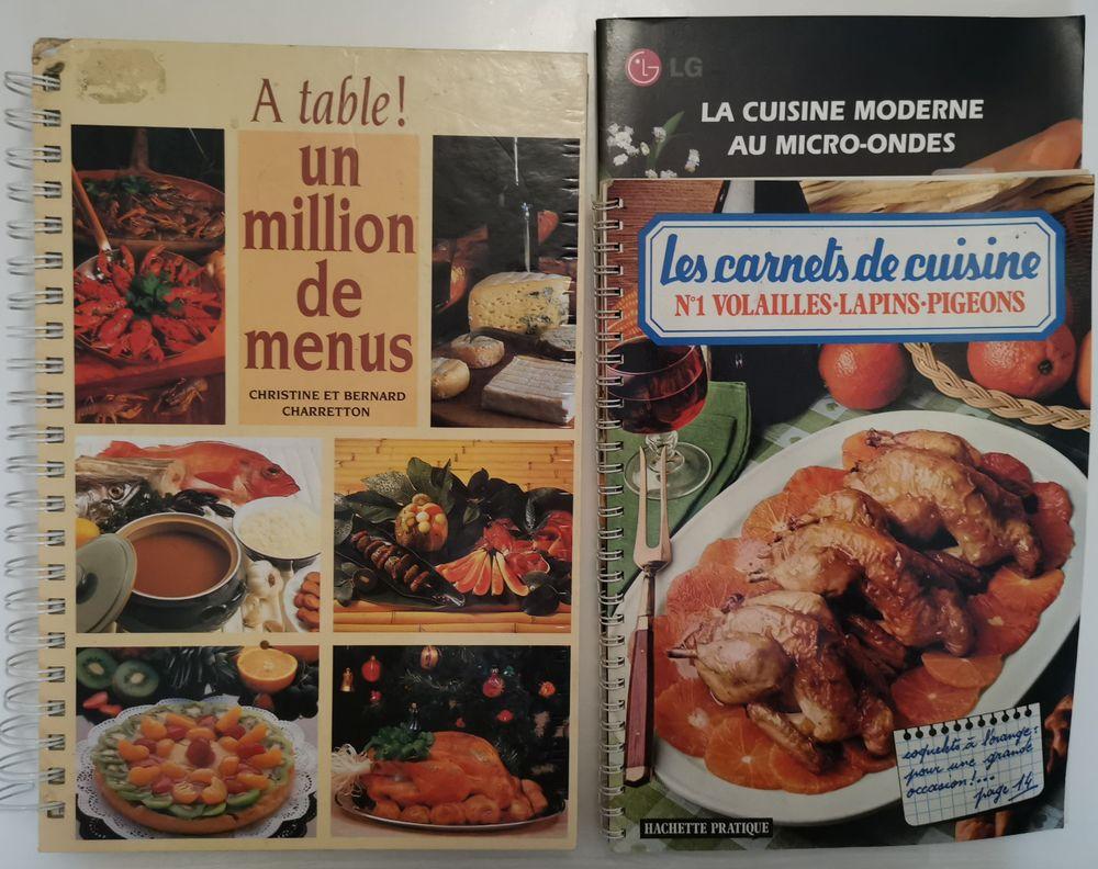Anciens livres de cuisine 5 Berck (62)