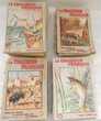 28 ANCIENS MAGAZINES 'LE CHASSEUR FRANCAIS' DE 1952 A 1955