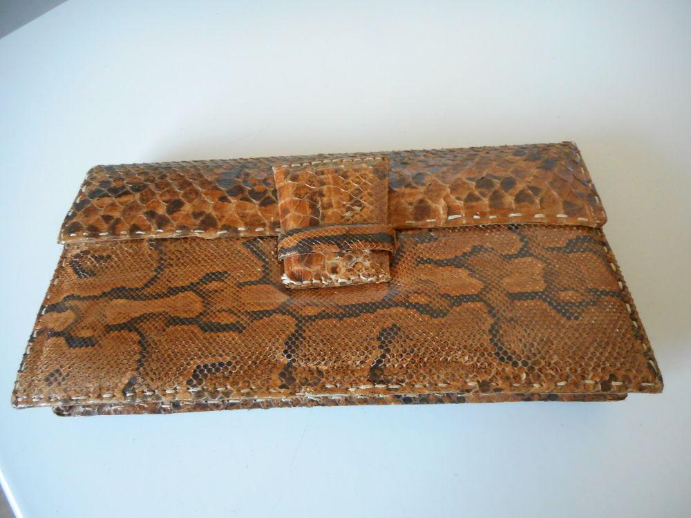anciens sacs Maroquinerie