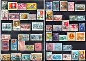 Lot anciens timbres 132 Vietnam Nord Sud 8 Berre-l'Étang (13)