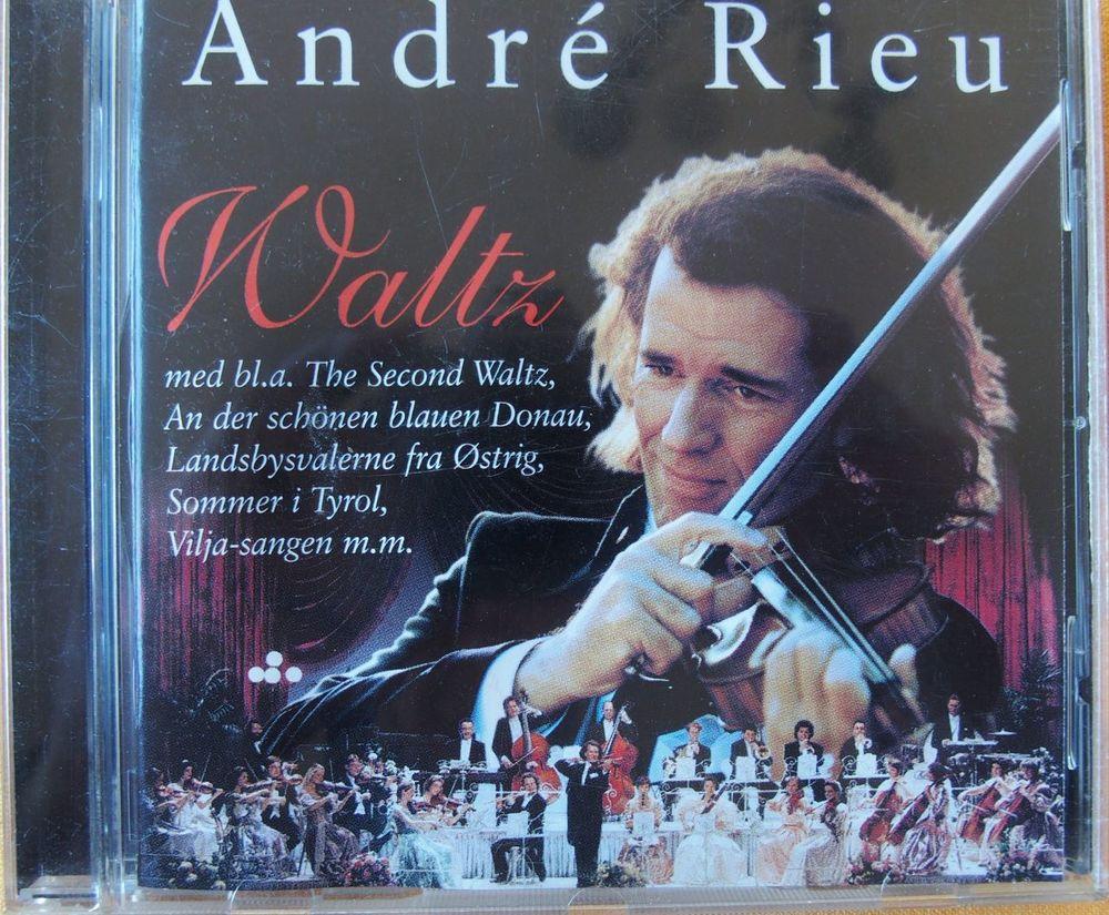 CD André RIEU  Waltz 5 Lille (59)