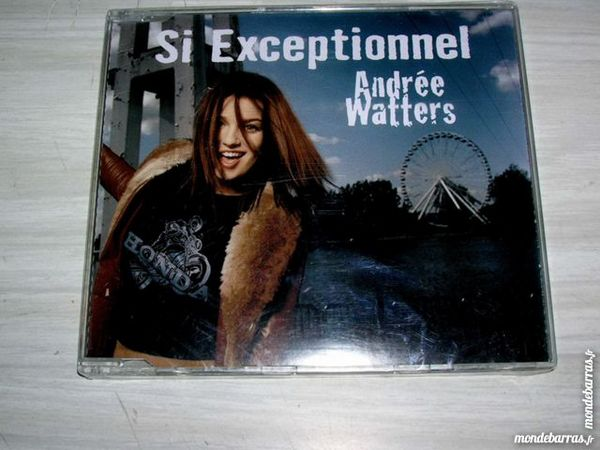 CD ANDREE WATTERS Si exceptionnel 5 Nantes (44)