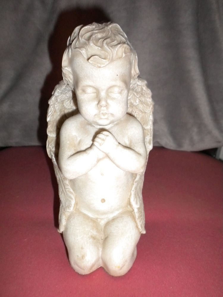 ANGE en résine  10 Dammarie-les-Lys (77)
