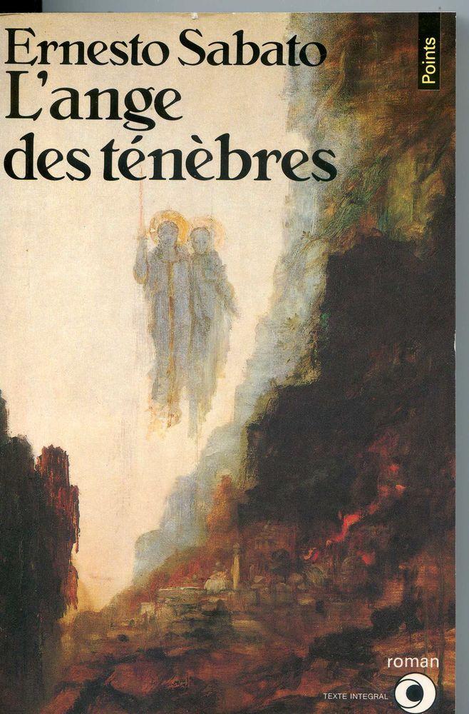 L'ange des ténèbres - Ernesto Sabato, 3 Rennes (35)