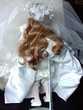 ANGELIQUE LA MARIEE Corolle 1992 signé NEUVE 52cm SANS boîte Jeux / jouets
