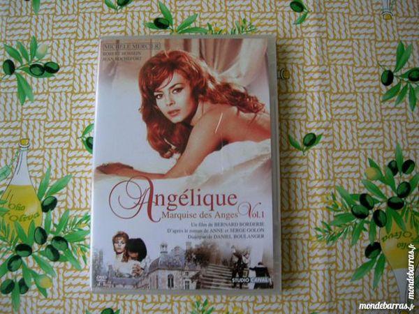 DVD ANGELIQUE Marquise des Anges Vol. 1 7 Nantes (44)