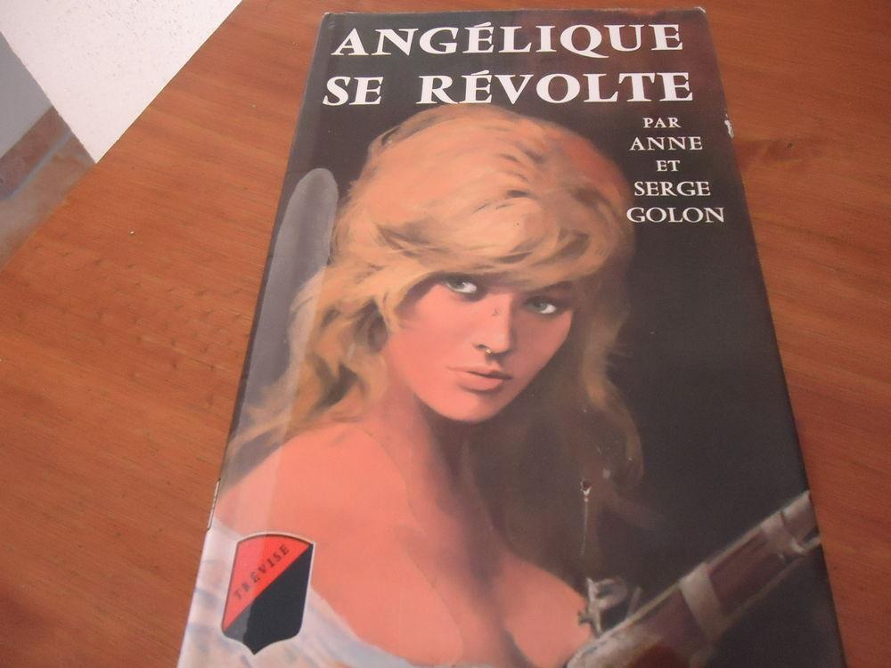 Angélique se révolte 8 Doué-la-Fontaine (49)